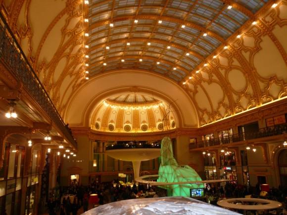 Anversa - Centro Commerciale Stadsfeestzaal - Dettaglio 2