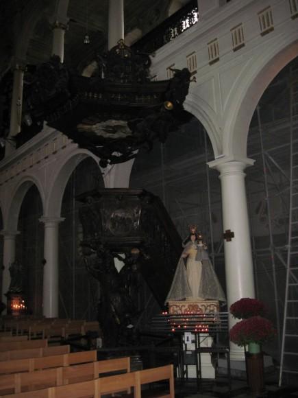 Anversa - Chiesa San Carlo Borromeo - Dettaglio 1