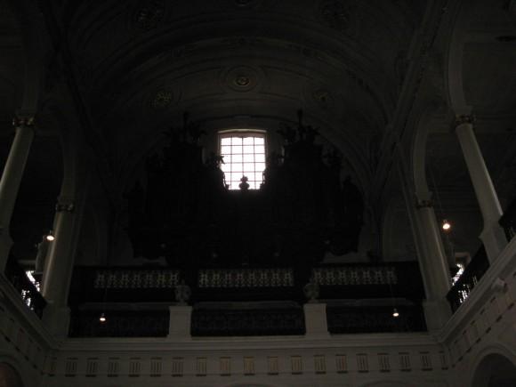 Anversa - Chiesa San Carlo Borromeo - Dettaglio 2