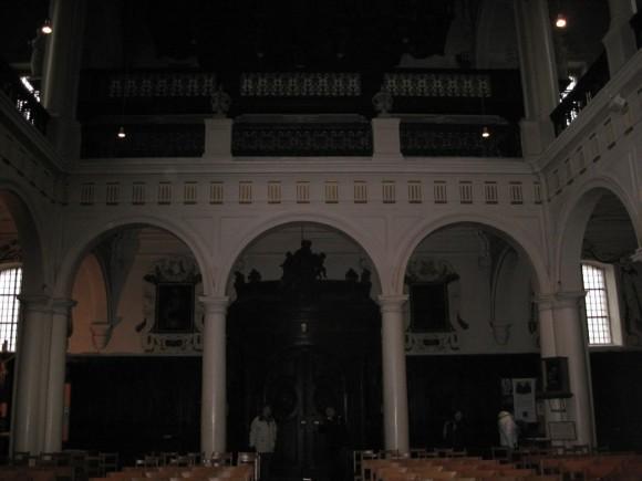 Anversa - Chiesa San Carlo Borromeo - Dettaglio 3