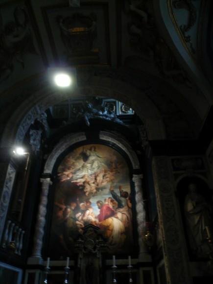 Anversa - Chiesa San Carlo Borromeo - Dettaglio 8