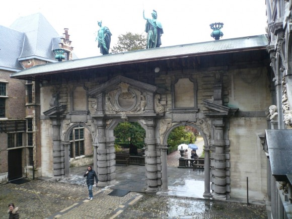 Anversa - Casa di Rubens 2