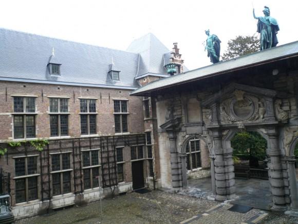 Anversa - Casa di Rubens 4