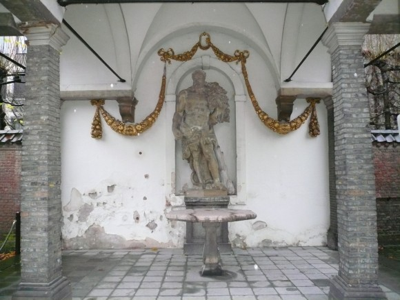 Anversa - Casa di Rubens 6