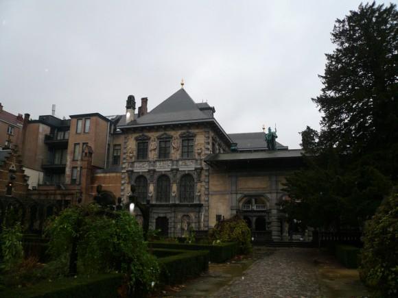 Anversa - Casa di Rubens 9