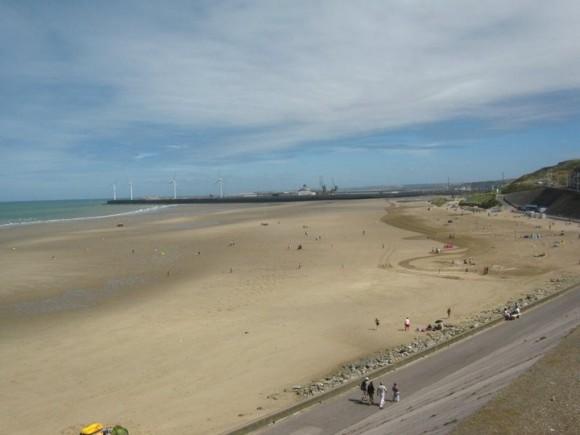 Boulogne - Spiaggia 3