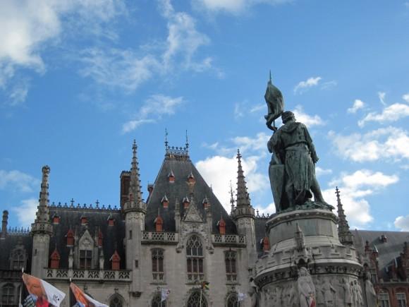 Bruges - Markt 1