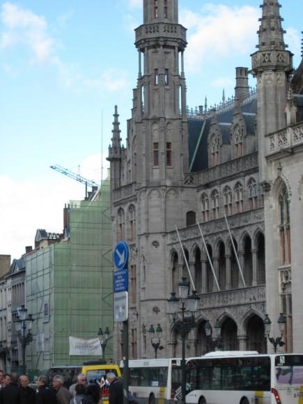 Bruges - Markt 3