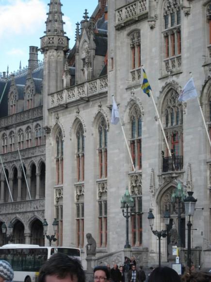 Bruges - Markt 4