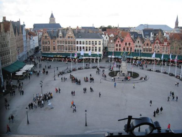 Bruges - Markt 6