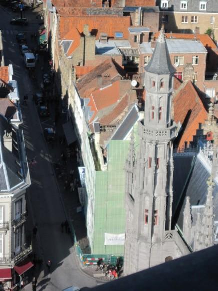 Bruges - Markt 8