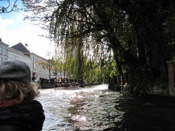 Bruges - Vista dai canali 1