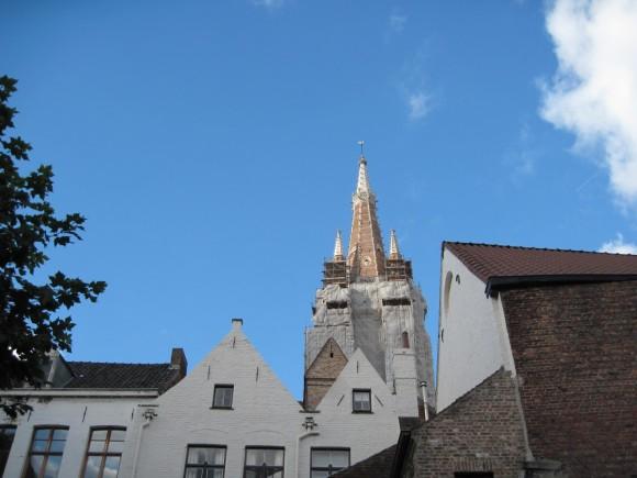 Bruges - Vista dai canali 10