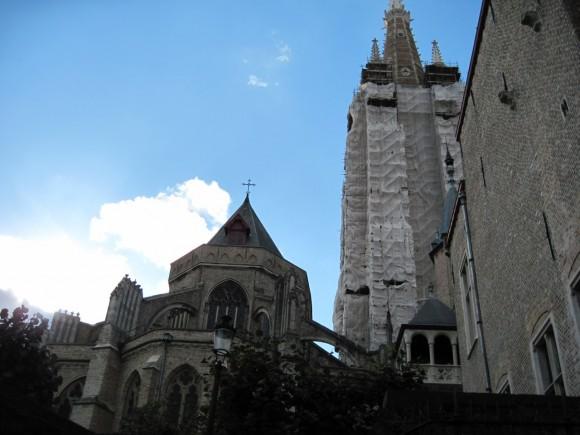 Bruges - Vista dai canali 11