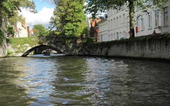 Bruges - Vista dai canali 17