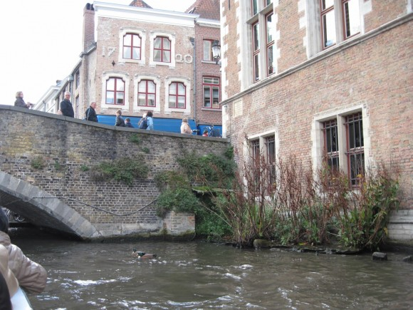 Bruges - Vista dai canali 26