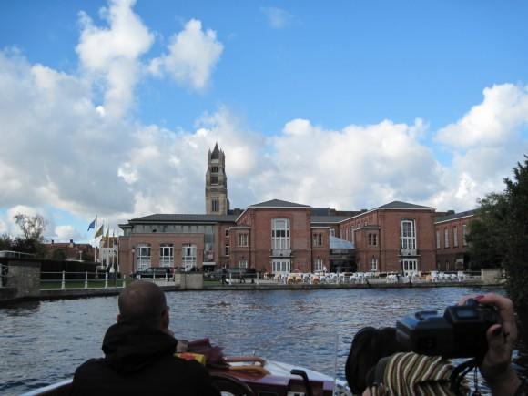 Bruges - Vista dai canali 9