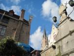 Bruges - Vista dai canali 14
