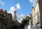Bruges - Vista dai canali 15