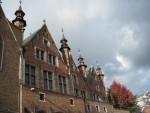 Bruges - Vista dai canali 16