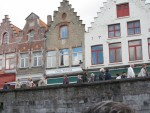 Bruges - Vista dai canali 25