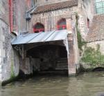 Bruges - Vista dai canali 5