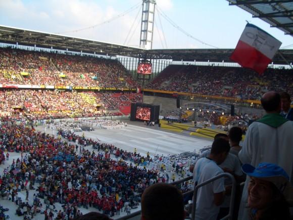 GMG 2005 - Cerimonia di apertura 1