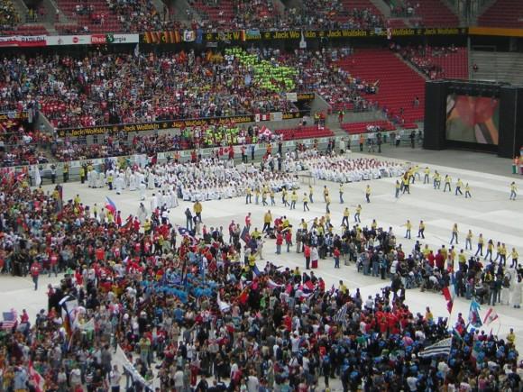 GMG 2005 - Cerimonia di apertura 3