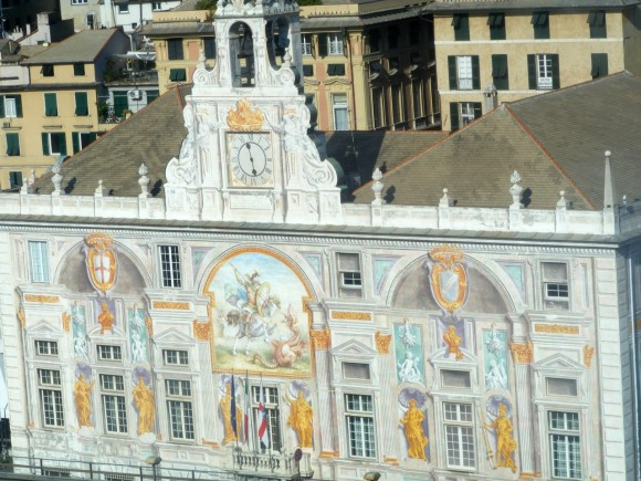 Genova - Vista da Ascensore Bigo 4