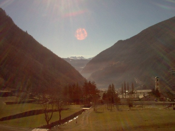 Montagna - Tirano e St Moritz 1