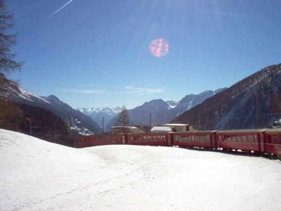 Montagna - Tirano e St Moritz 14