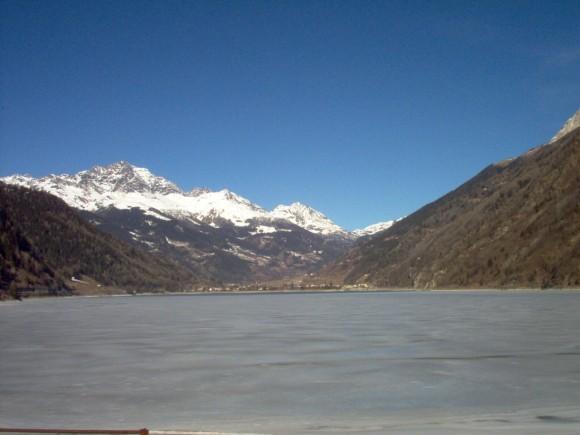 Montagna - Tirano e St Moritz 2