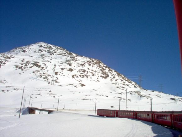 Montagna - Tirano e St Moritz 26