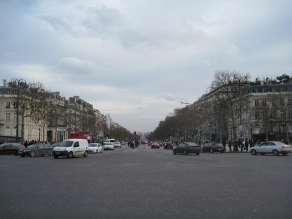 Strada da Arco di Trionfo