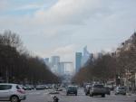Parigi Finanziaria da Arco di Trionfo 1