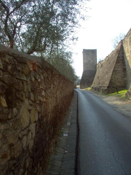 Strada per San Miniato 1