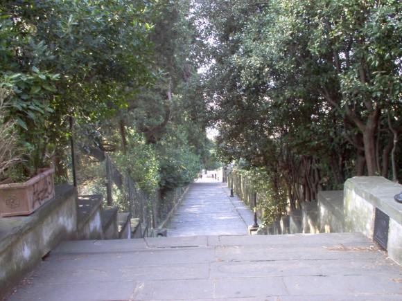 Strada per San Miniato 2