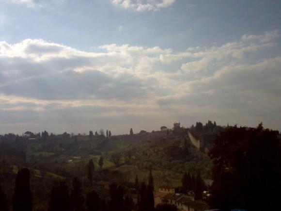 Vista di Firenze da San Miniato (Belvedere) 4