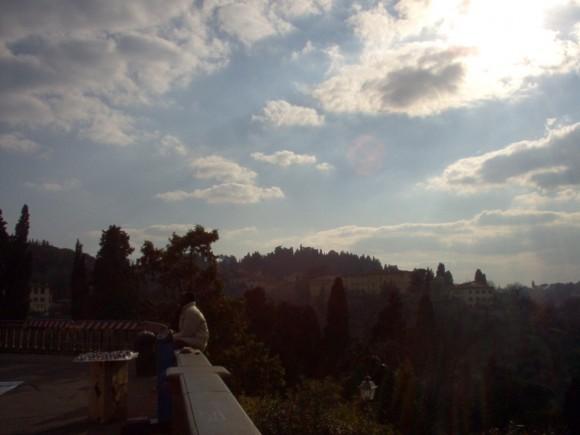 Vista di Firenze da San Miniato (Belvedere) 6