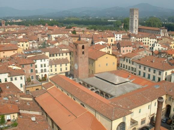 Toscana - Lucca 8