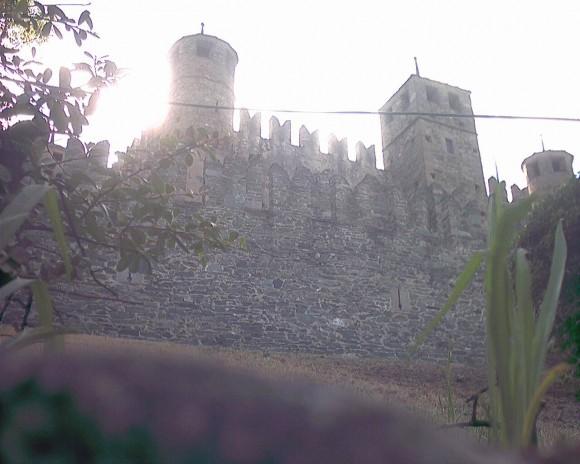 Valle d Aosta - Castello di Fenis 1