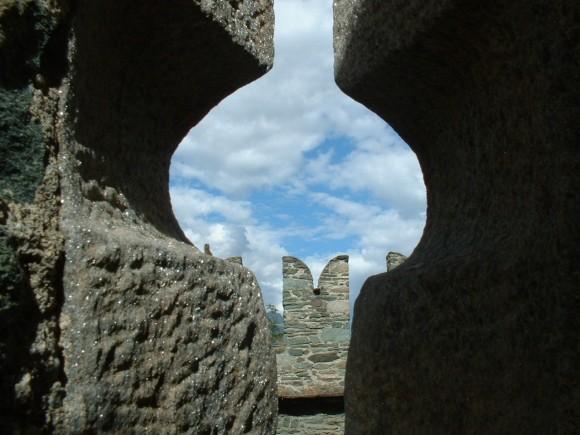 Valle d Aosta - Castello di Fenis 26