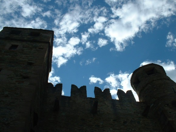 Valle d Aosta - Castello di Fenis 34