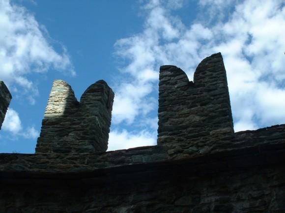 Valle d Aosta - Castello di Fenis 36