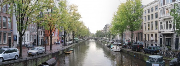 Amsterdam - Channel