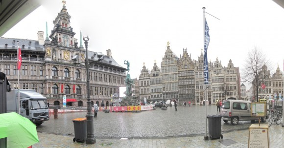 Antwerp - City Hall