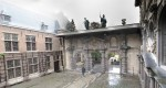 Antwerp - Rubens House - Portico  1
