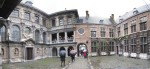 Antwerp - Rubens House - Portico  2