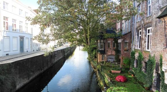 Bruges - Canal  2
