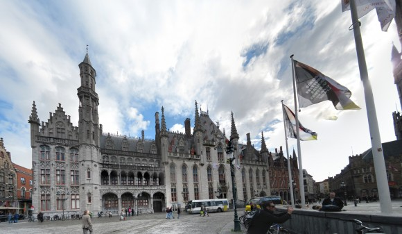 Bruges - Provinciaal Hof (Markt)